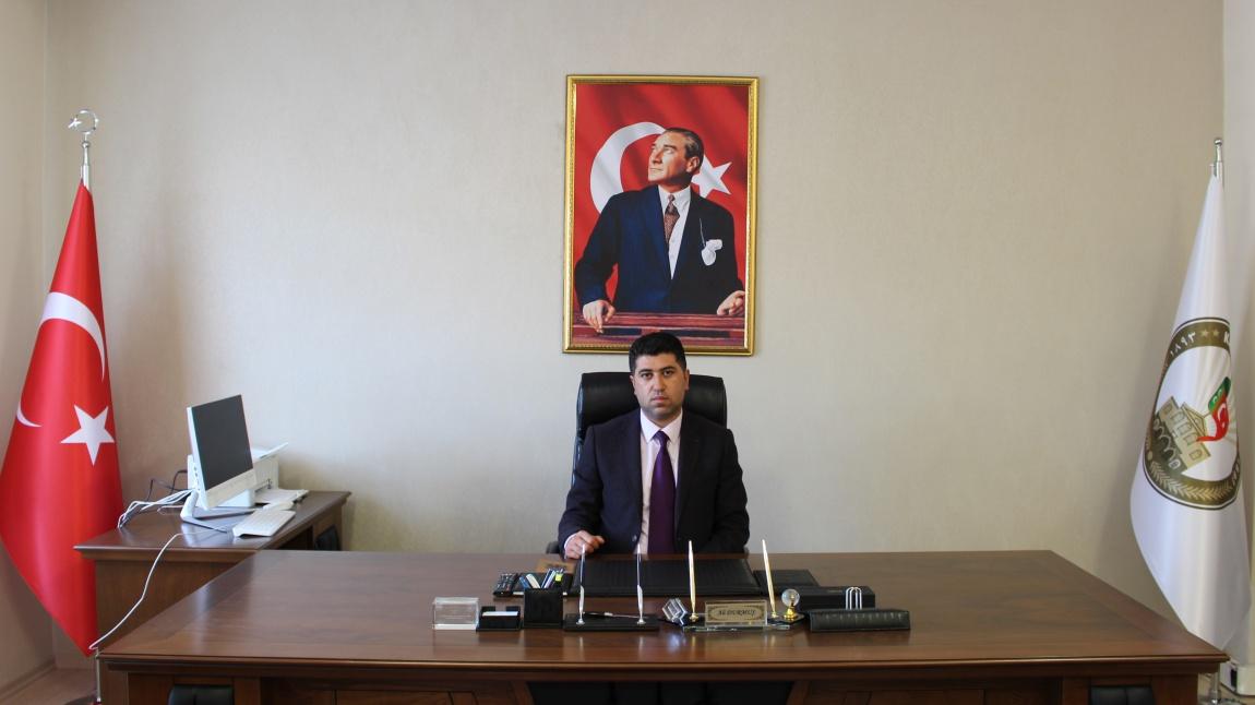 ALİ DURMUŞ - Okul Müdürü